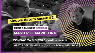 Music & Business #2: Master je Marketing